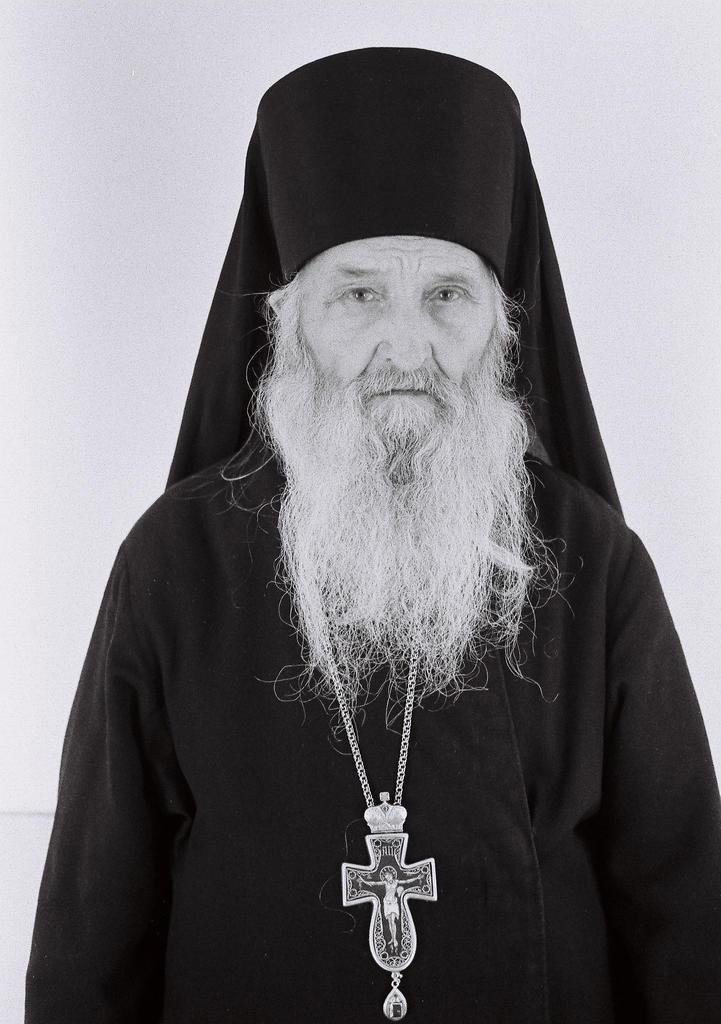 Блаженной памяти архимандрита Ахилы, в схиме Феодосия(Орлова)